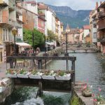 Annecy, France. Joy Overstreet, Portland's personal analyst, ColorStylePDX.com
